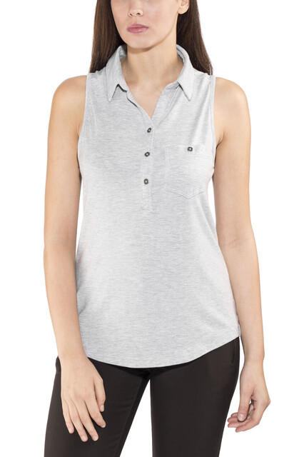 Columbia Spring Drifter Sleeveless Top Women, cirrus grey heather